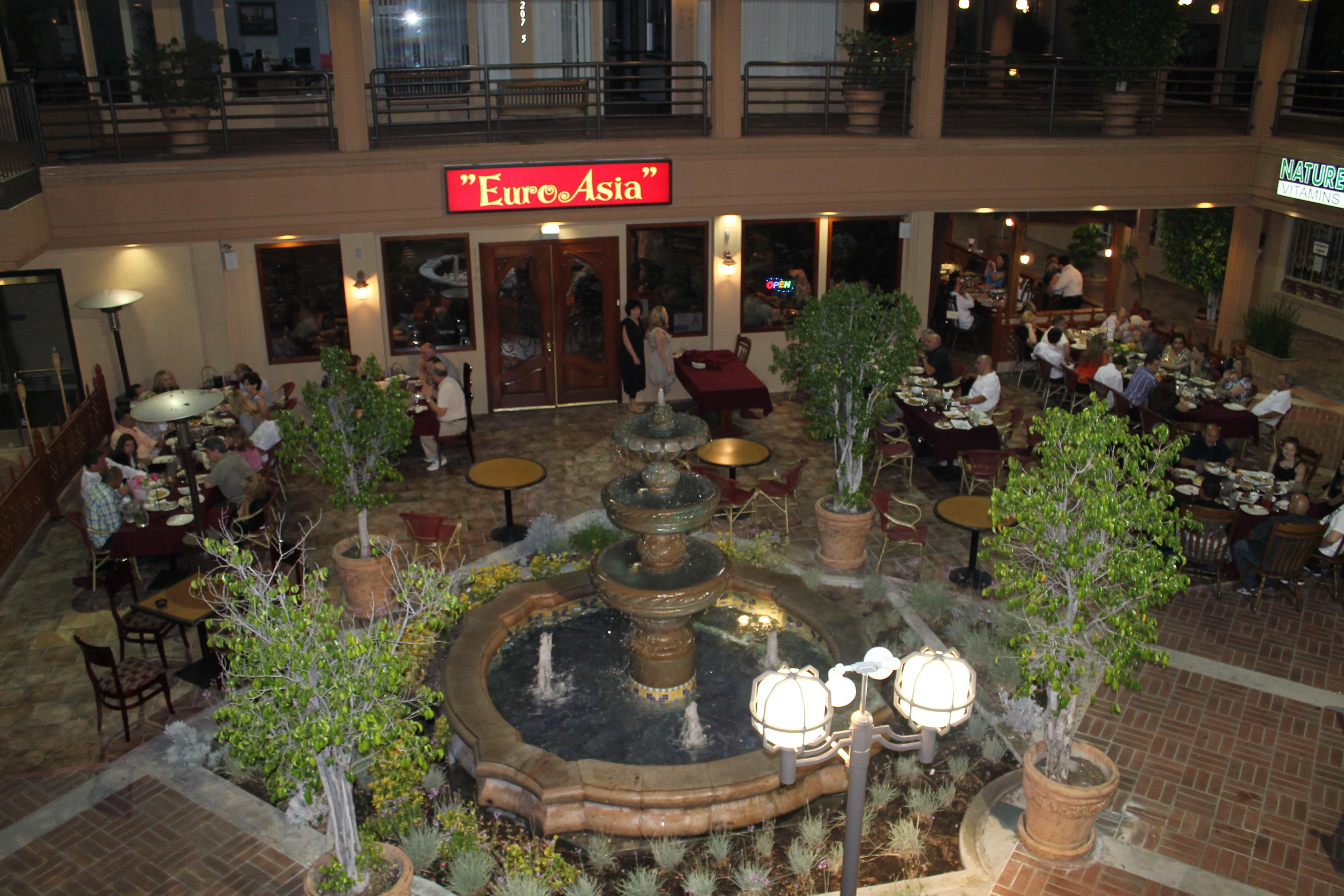 Photo at EuroAsia Restaurant
