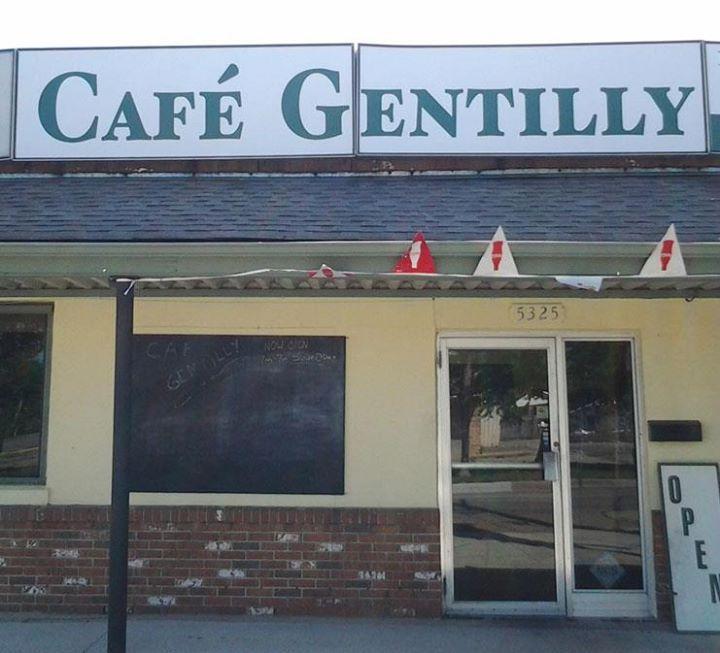 Cafe Gentilly