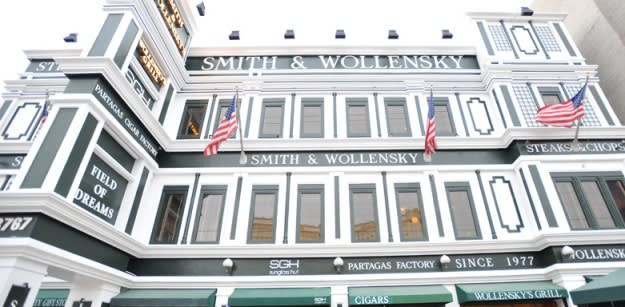 1 at Smith & Wollensky