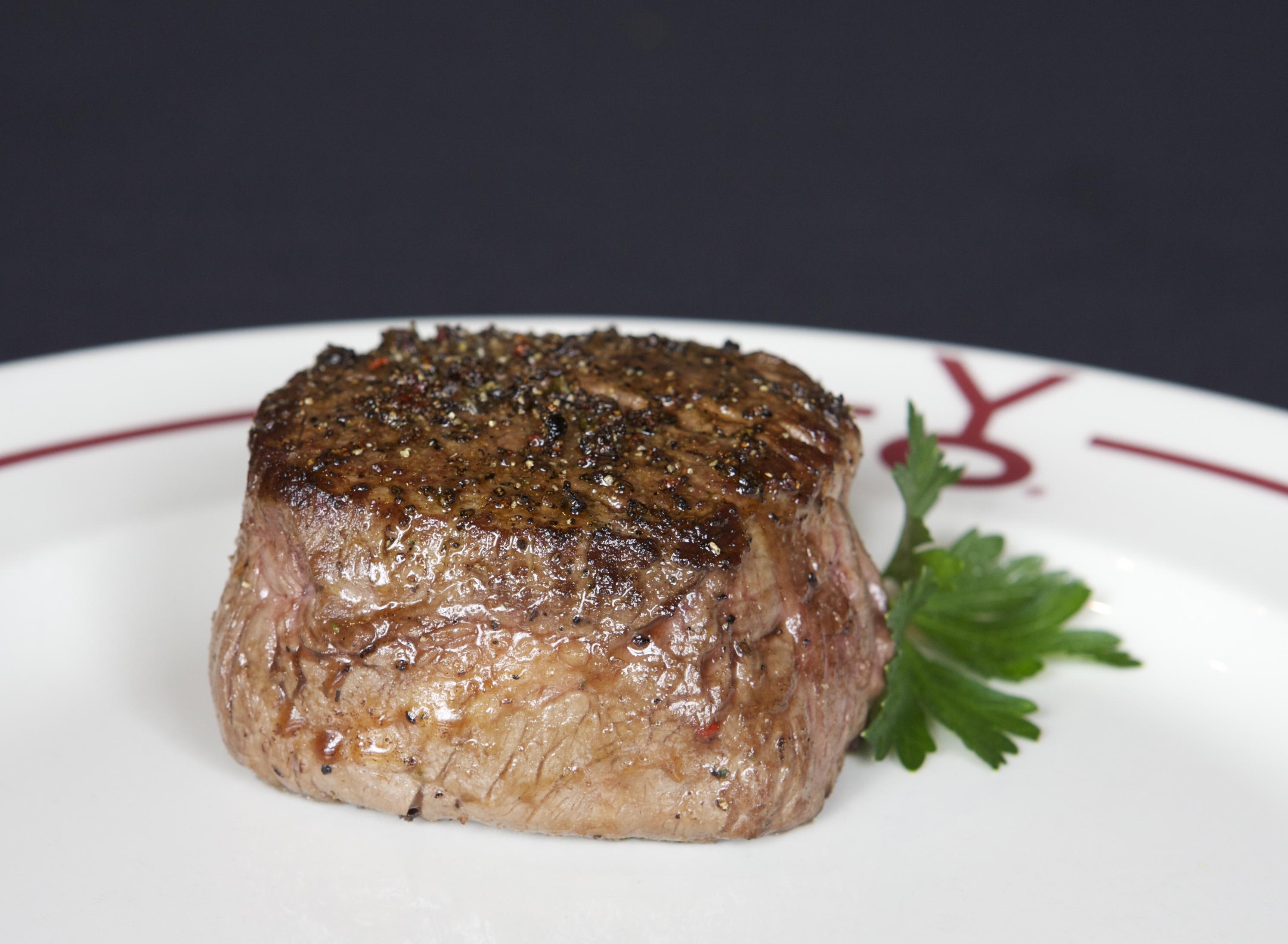 Buffalo Filet Mignon at Y.O. Ranch Steakhouse