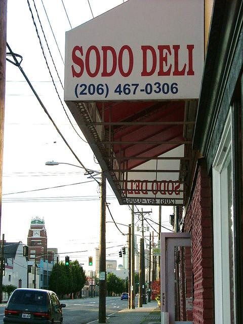 Photo at SODO Deli