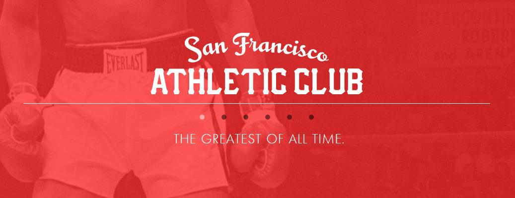 Photo at San Francisco Athletic Club