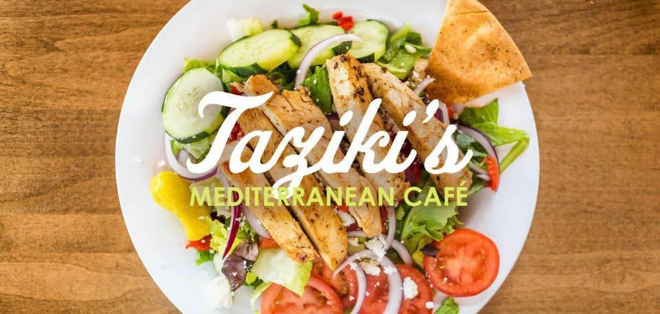 Photo at Tazikis Mediterranean Cafe