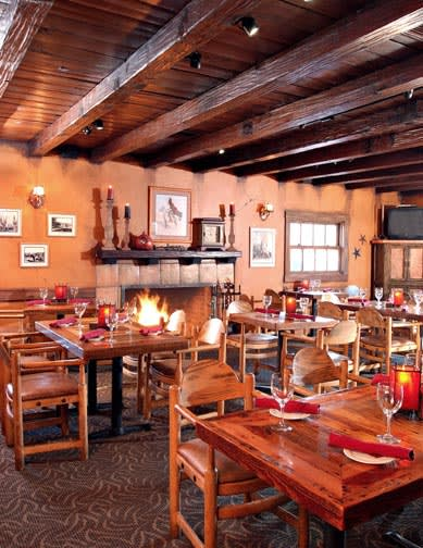 The Grill Room at Tonto Bar & Grill