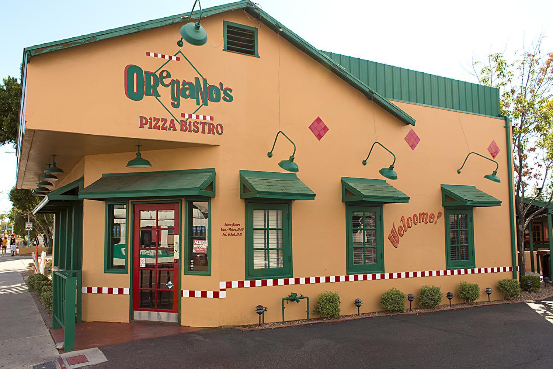 Photo at Oregano's Pizza Bistro