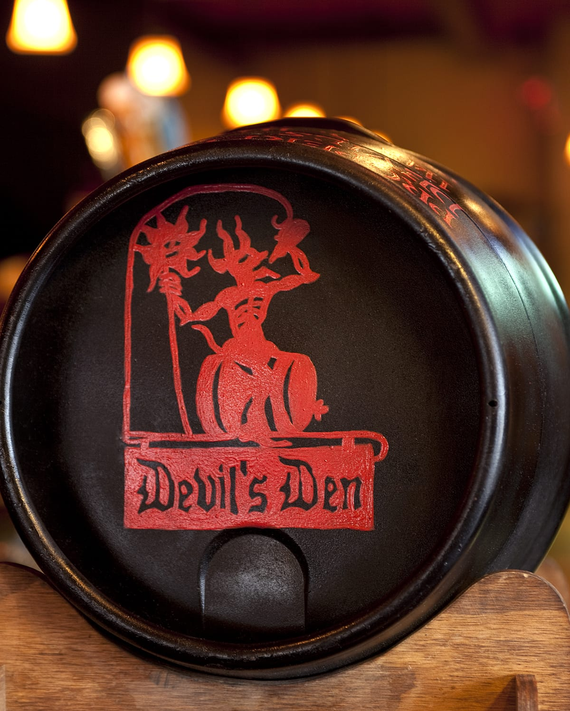 Firkin at Devil's Den