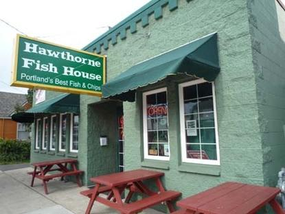 Hawthorne Fish House