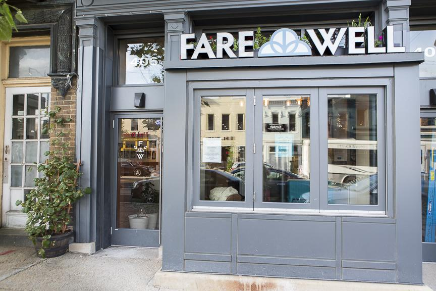 Photo at Fare Well