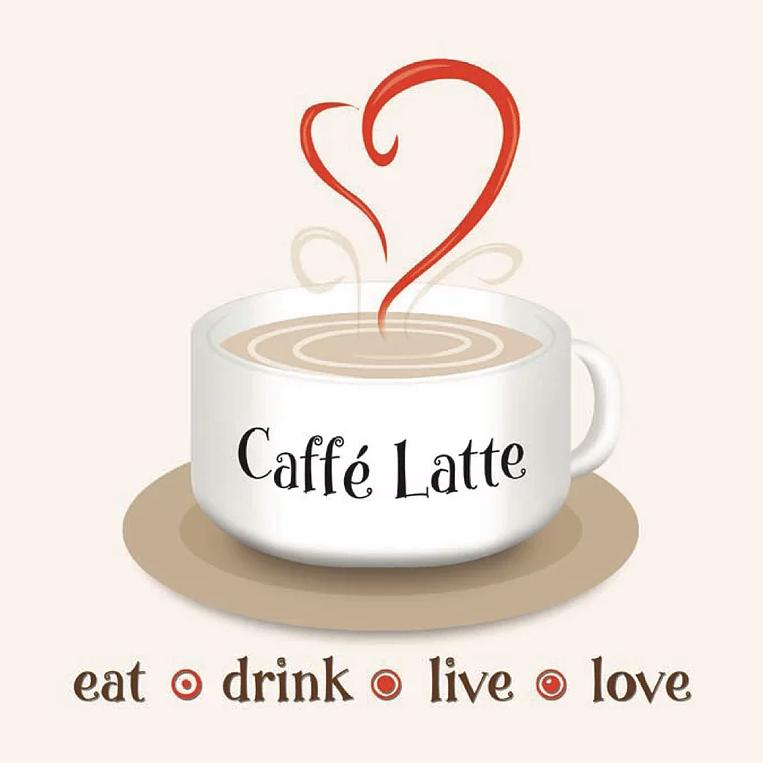 Photo at Caffe Latte