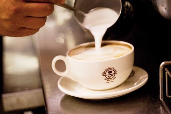 PhotoSPlfe at The Coffee Bean & Tea Leaf