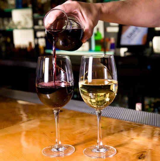 Wine on Tap at Sauce: Belden Place