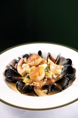 5 Time Award Winning Seafood Stew! at Ireland's Four Provinces
