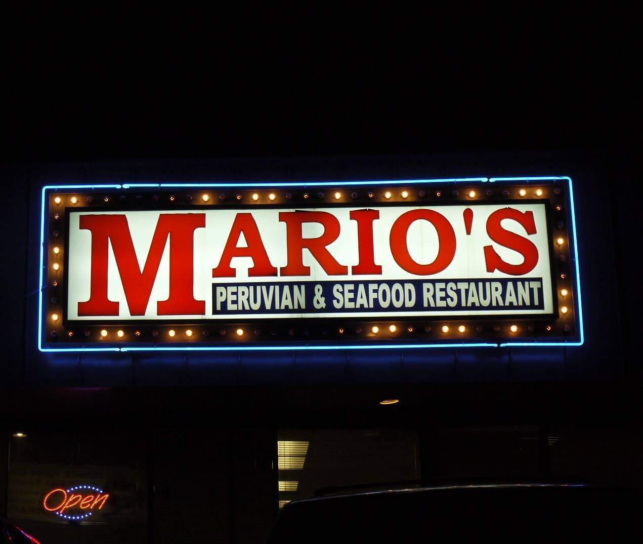 Photo at Mario's Peruvian & Seafood