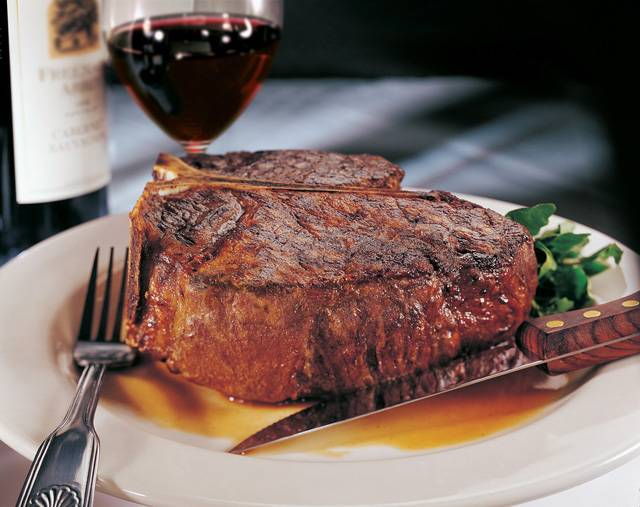 1 at Morton's, The Steakhouse
