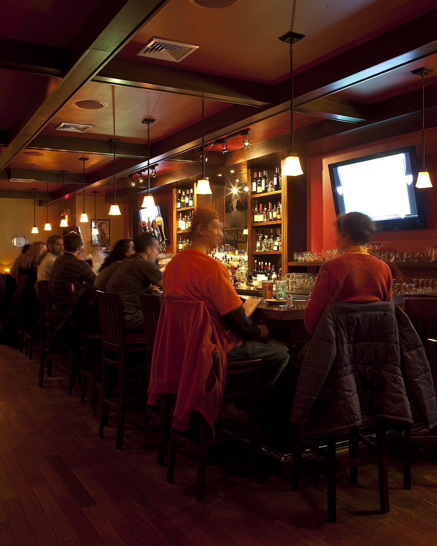 Bar at Devil's Den