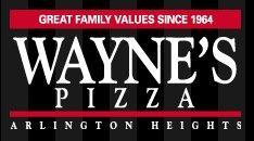 Photo at Wayne's Pizza