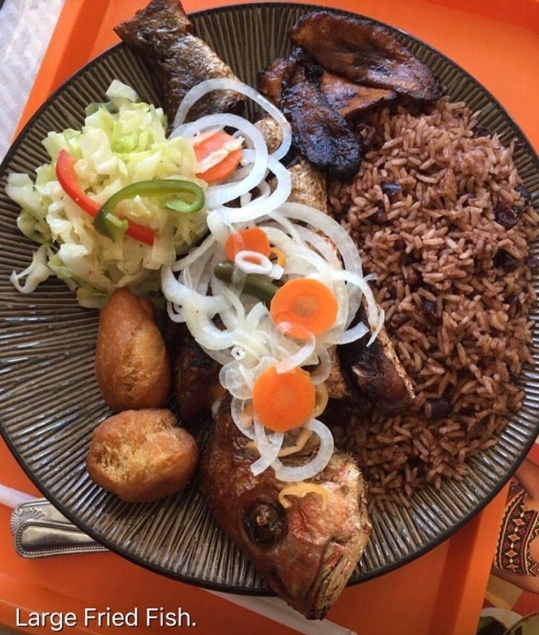 Photo at Pepper's Jamaican Cuisine