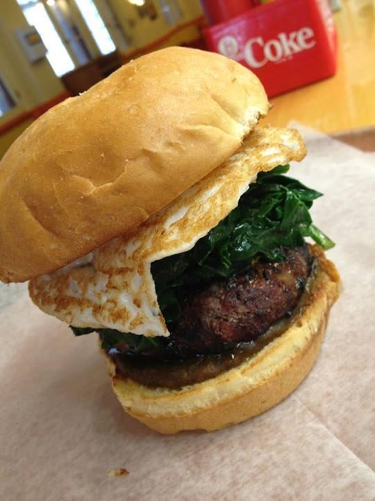 Photo at Edzo's Burger Shop