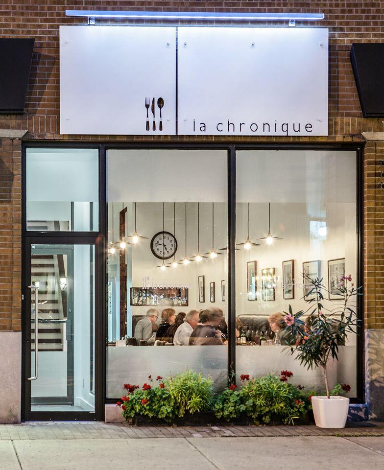 Photo at La Chronique