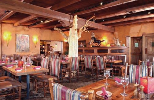 Main Dining Room at Tonto Bar & Grill