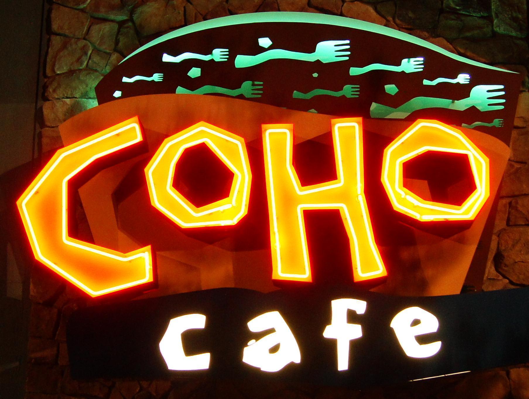 Photo at Coho Cafe