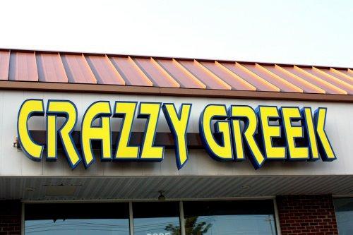 Crazzy Greek