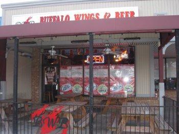 Photo at Buffalo Wings & Beer
