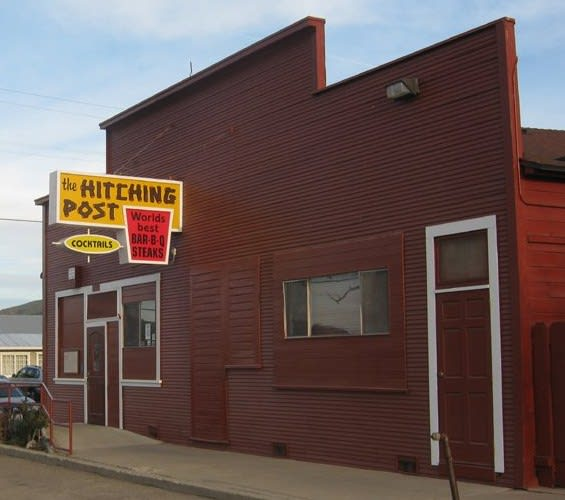 Picture of building at Hitching Post