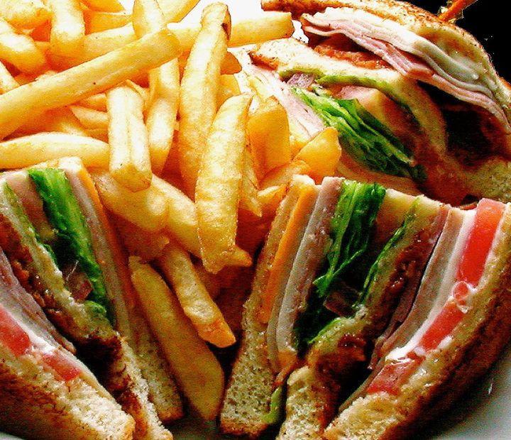 Photo at Burger Basket