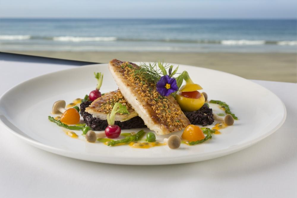 Photo at Marine Room Restaurant