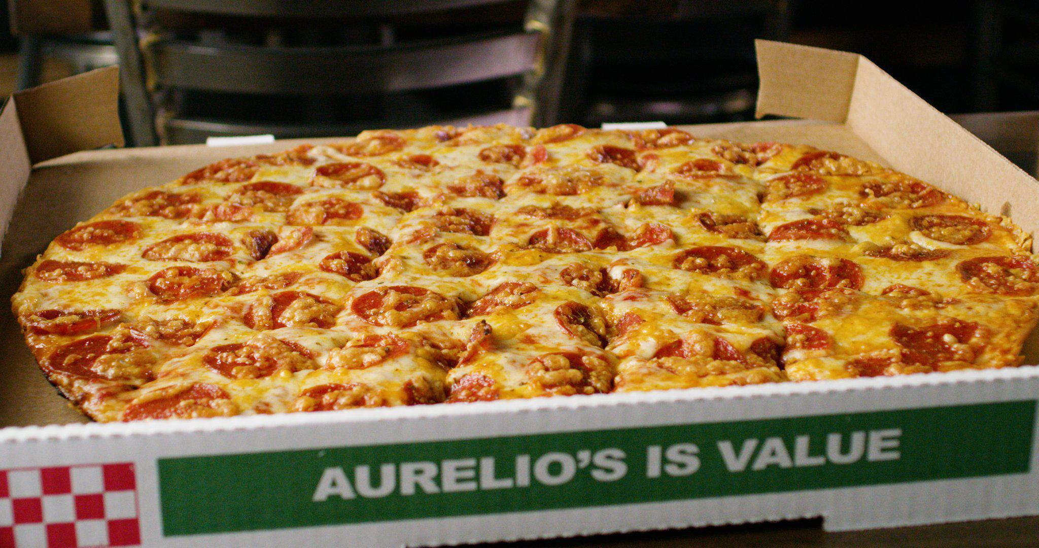 Photo at Aurelio's Pizza
