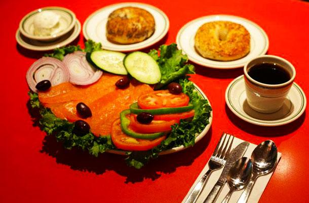 Photo at Bagel Restaurant & Deli