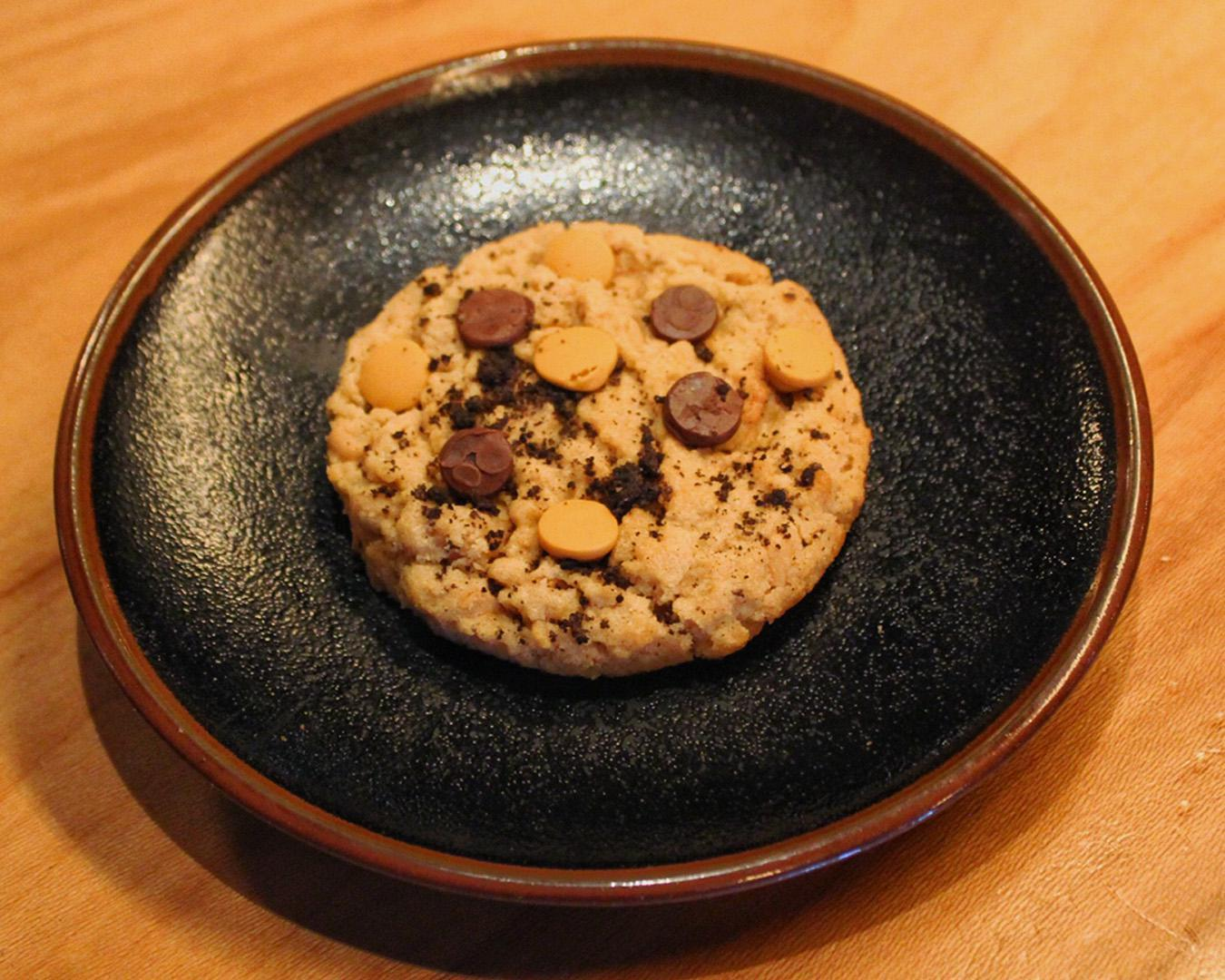 peanut butter miso cookie