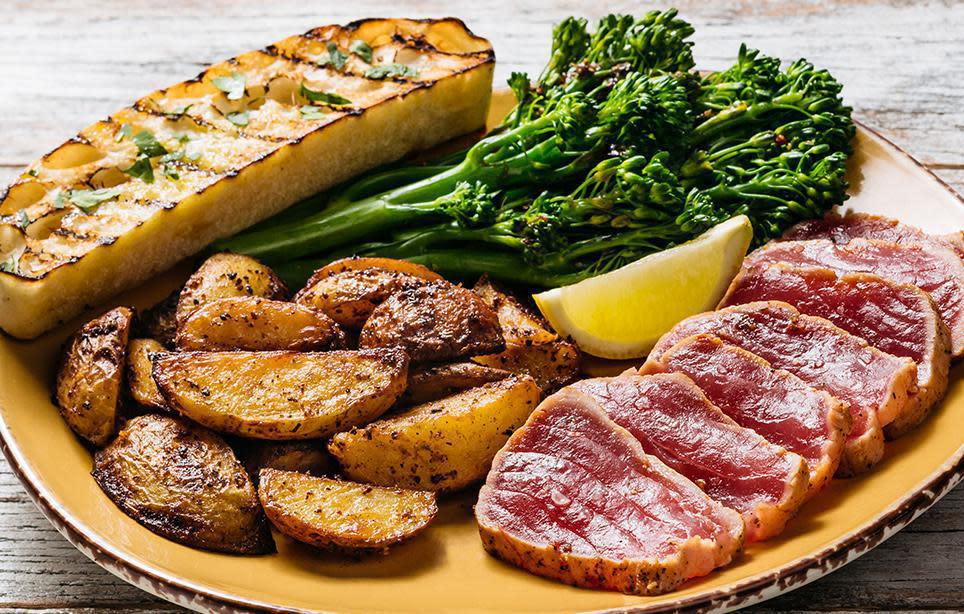 Wild Line Caught Ahi Tuna