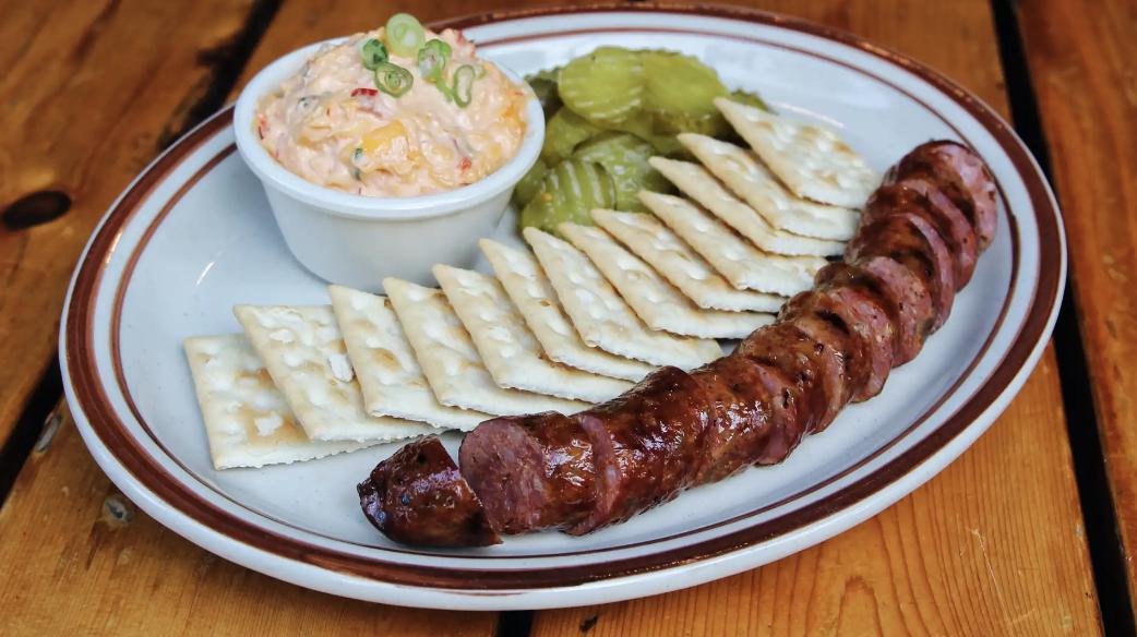 Texas Hot Link Trucker Snacks