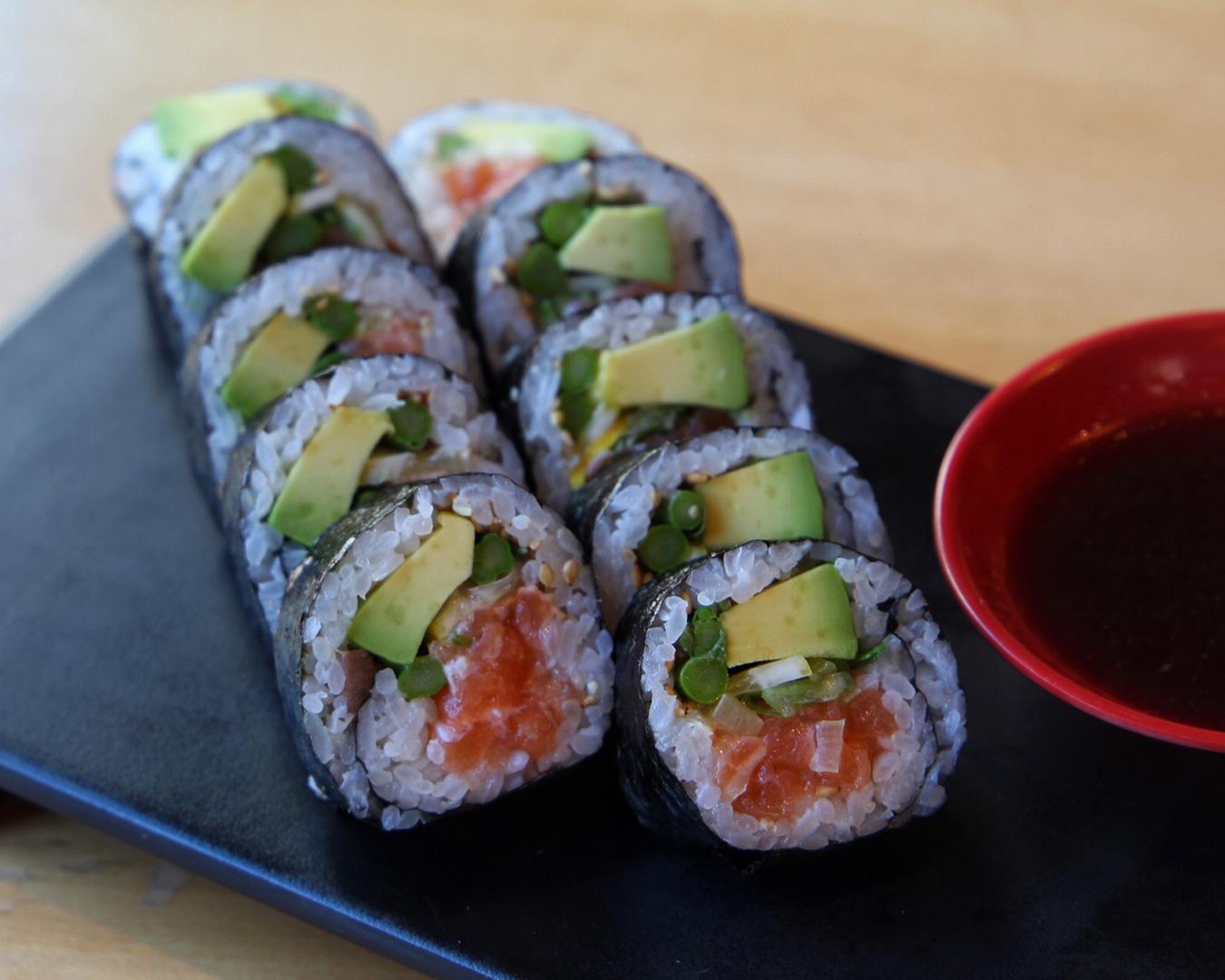 Salmon & Avocado*