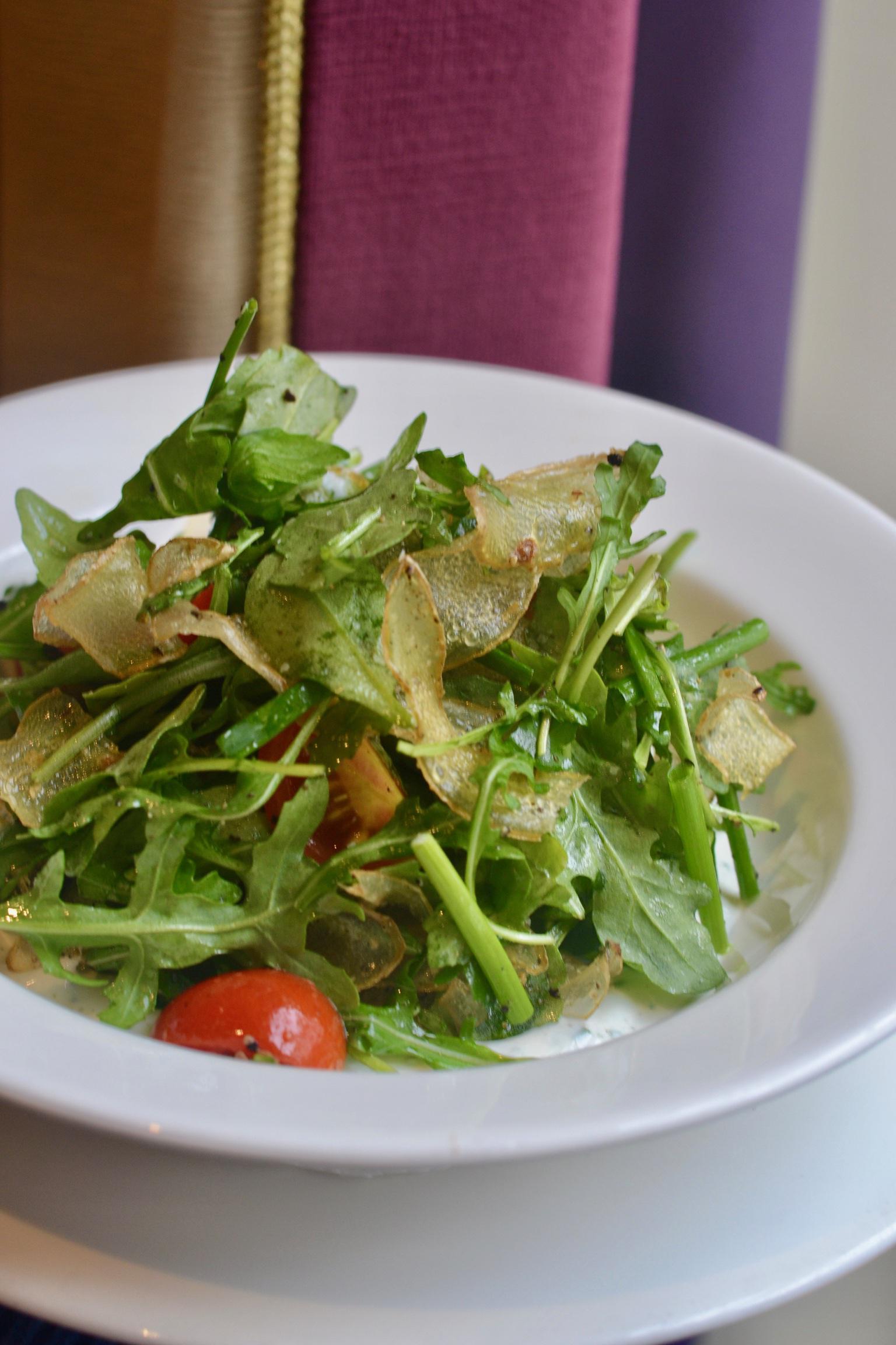 Potato Chip Salad Photo