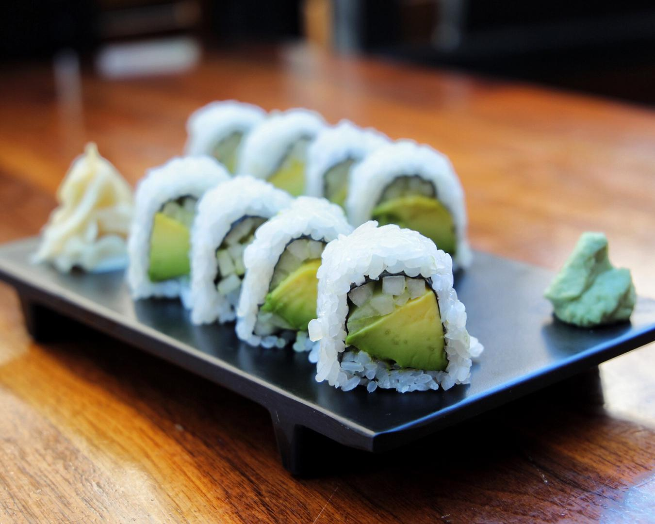 Avocado & Cucumber Roll