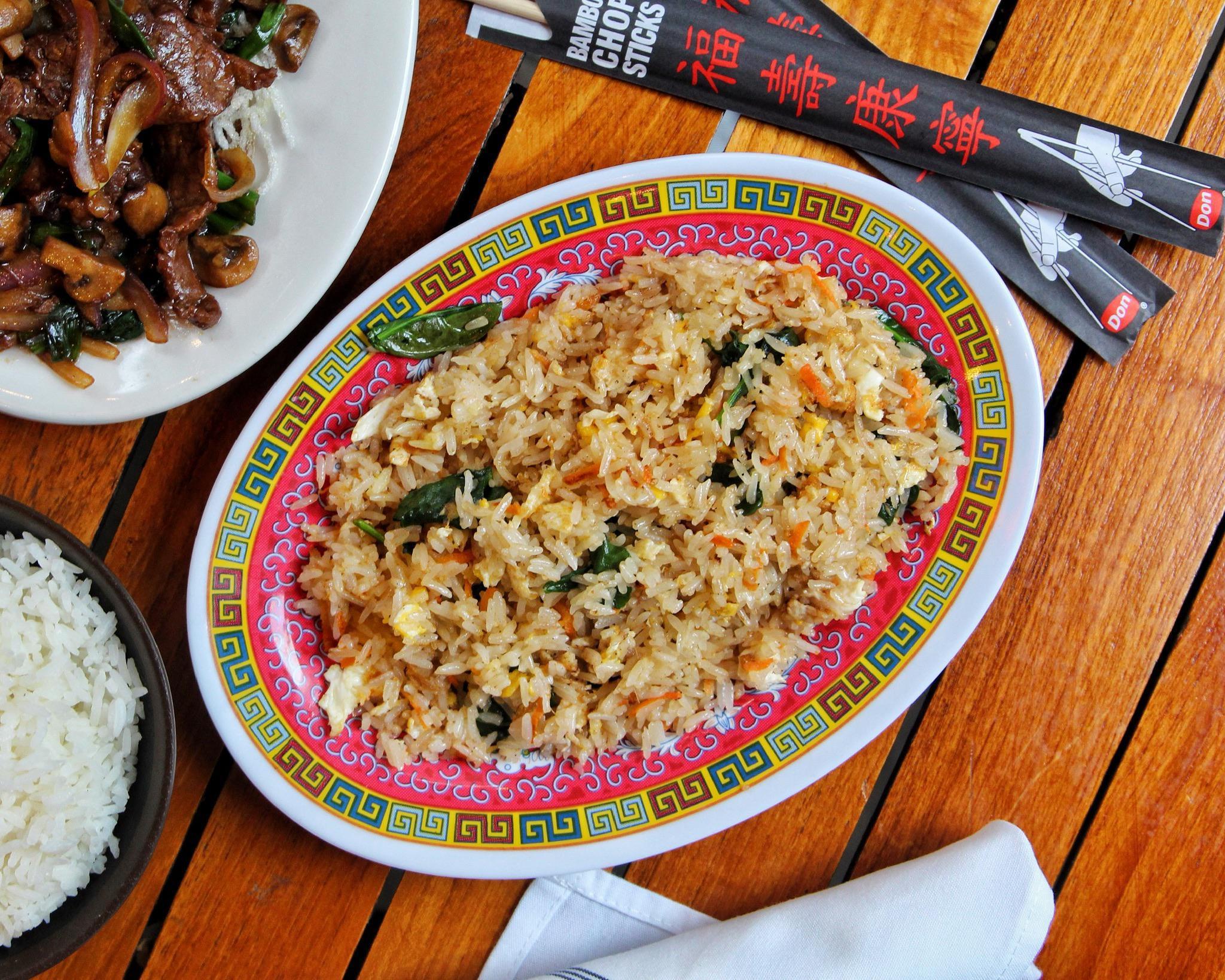 Ben Pao Chicken Fried Rice