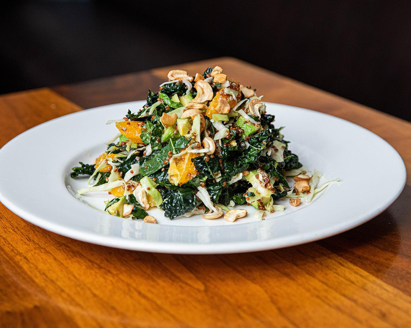 Kale & Grains Salad
