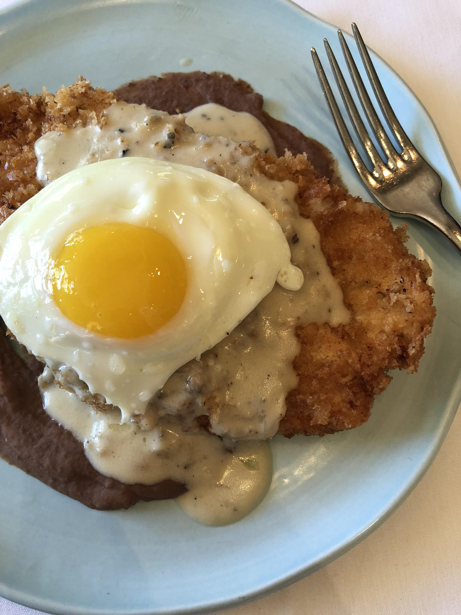 Southern Schnitzel Photo