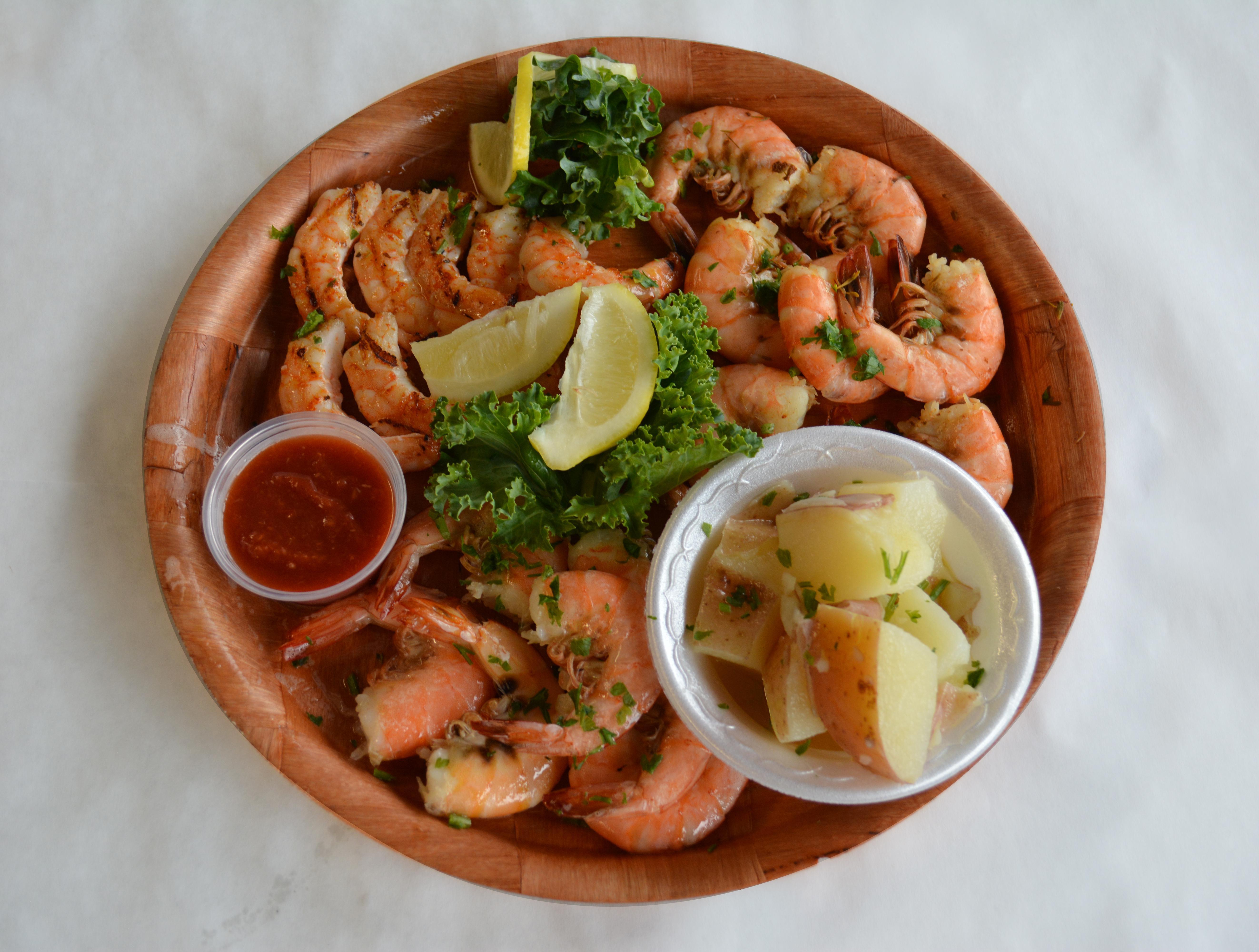 Friday | Shrimp, Shrimp and more Shrimp! Photo