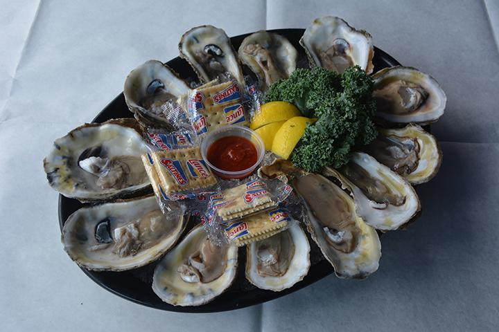 Fresh Oysters - Seasonal Photo