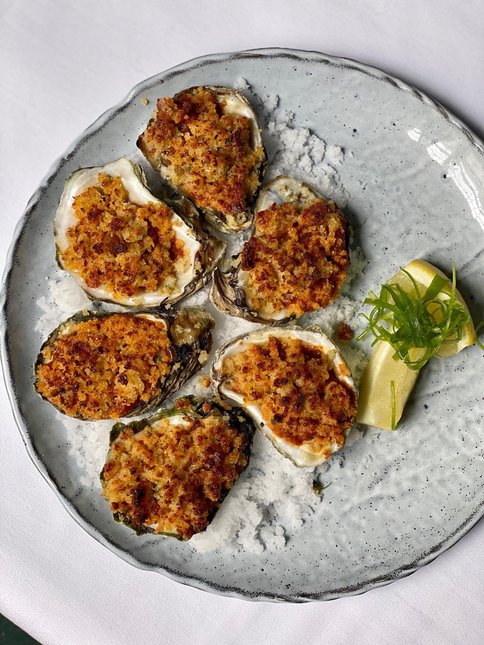 Oysters J'Aime Photo