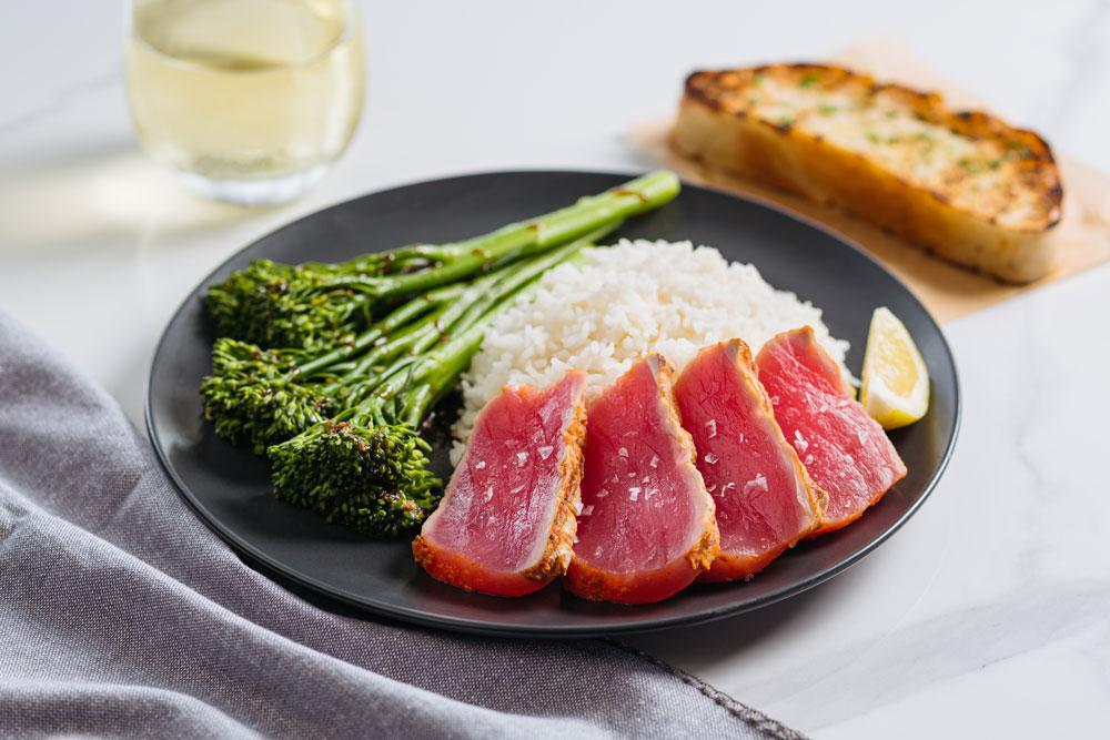 Wild Caught Ahi