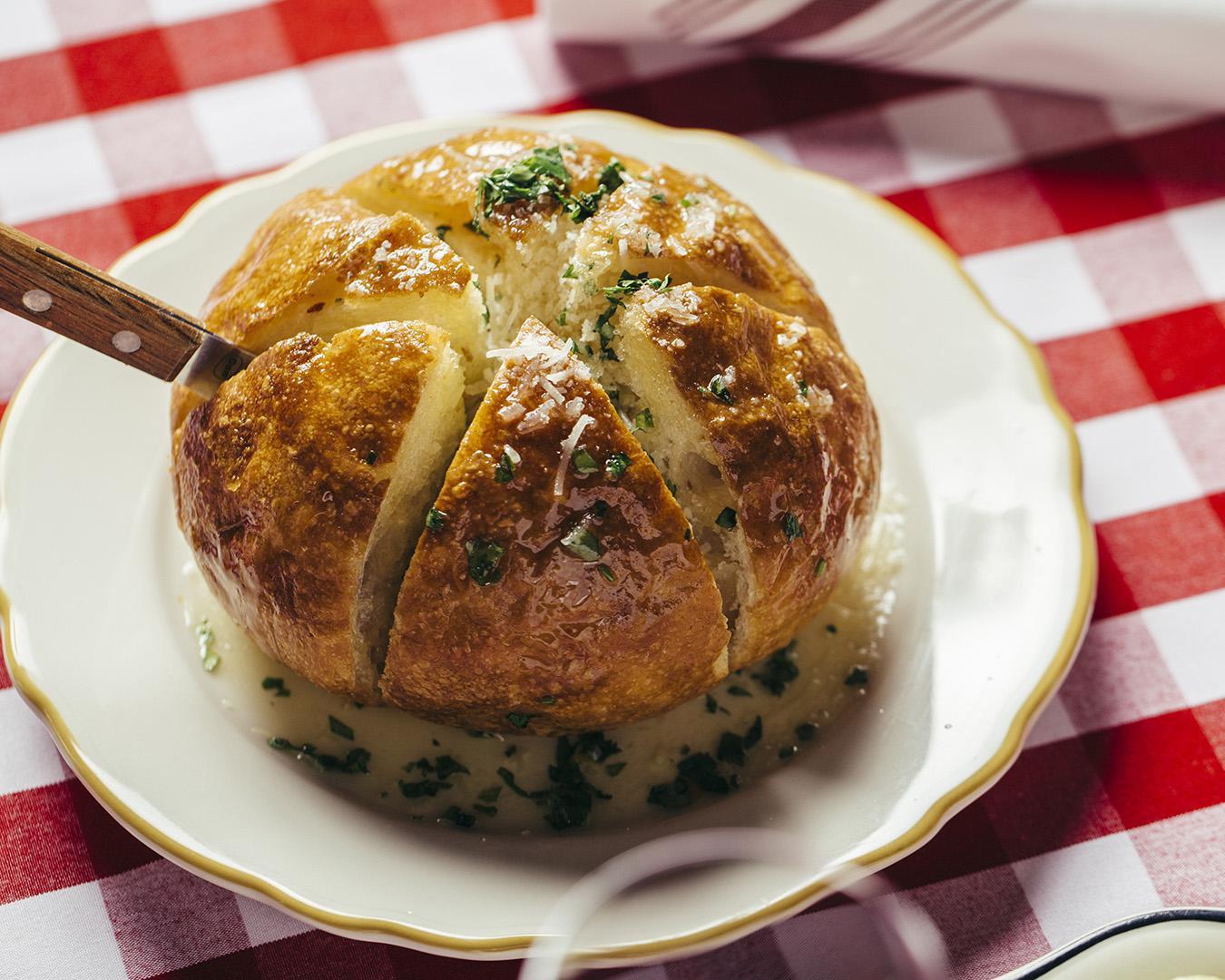 Whole Loaf Garlic Bread
