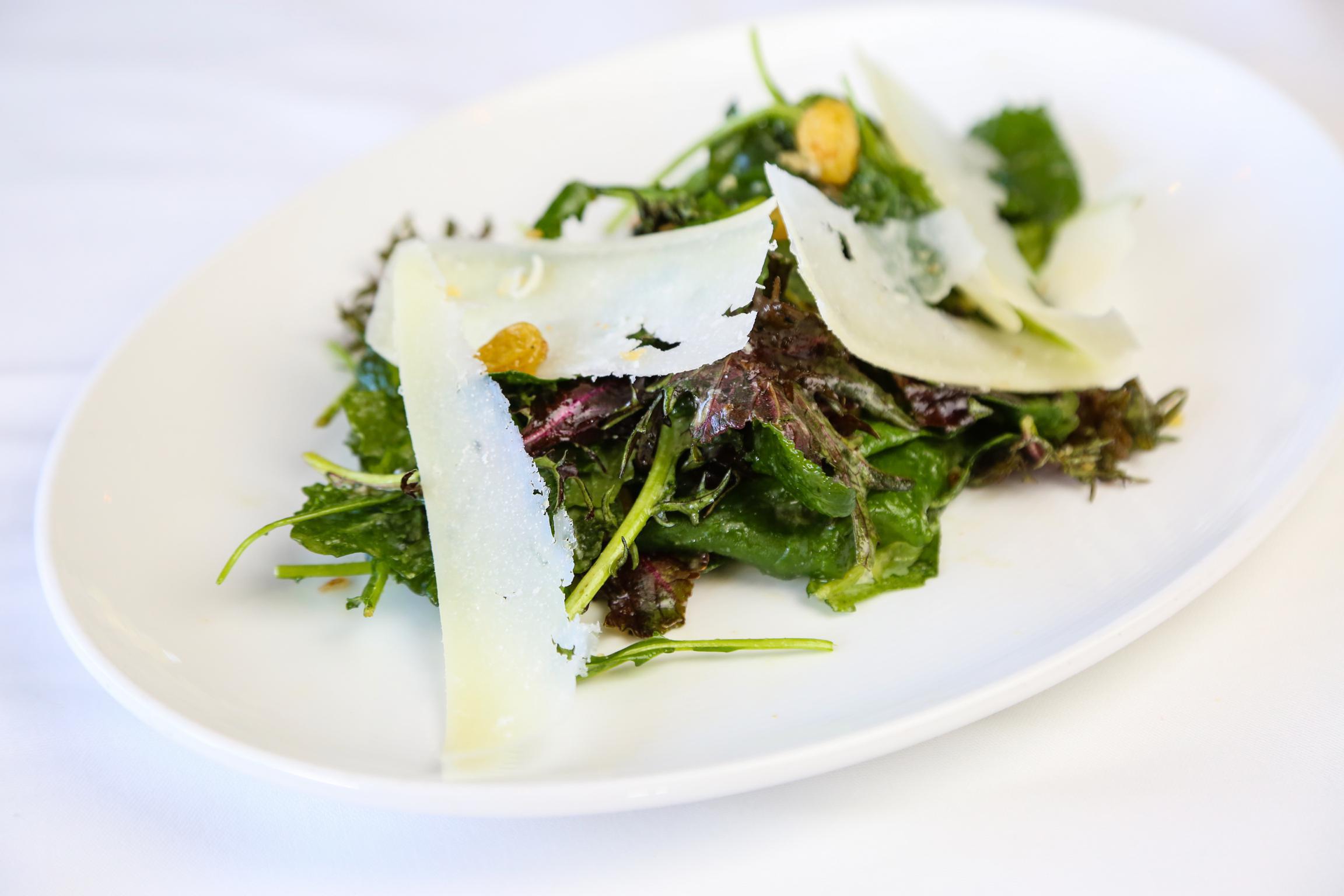 Baby Kale Salad Photo